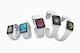 Maqueta de Apple Watch Multicolor 08
