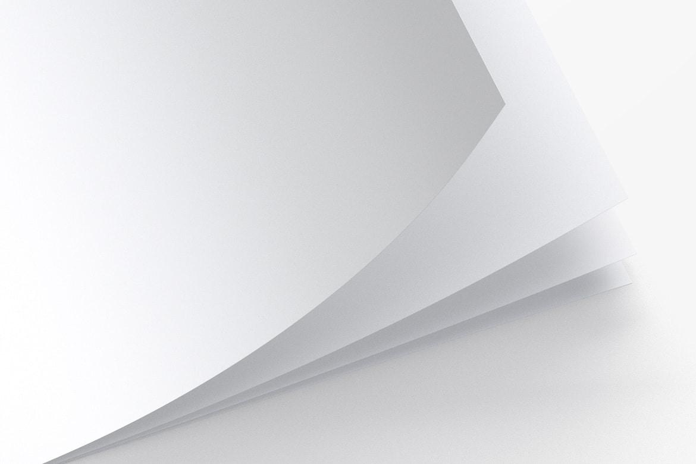 Thin Booklet Mockup 02 (4) by Original Mockups on Original Mockups