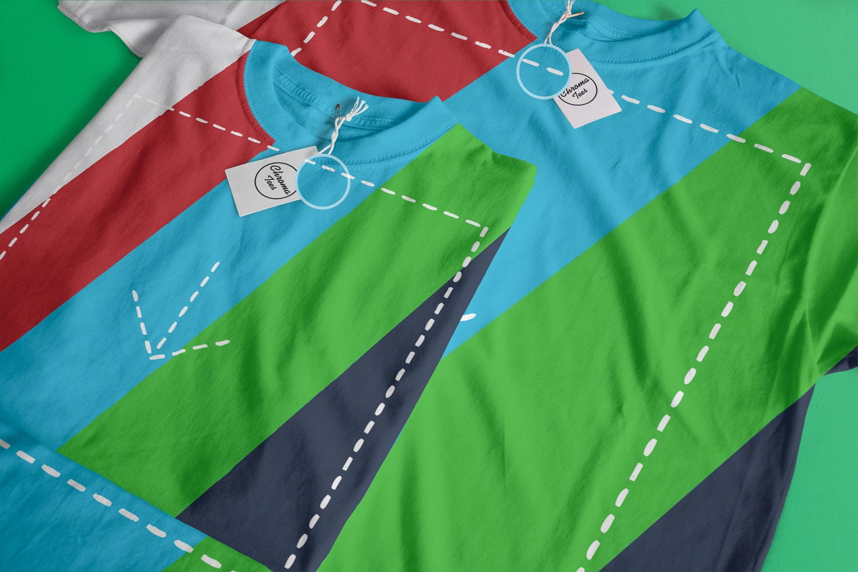 T-Shirts Mockup 01 (2) by Antonio Padilla on Original Mockups