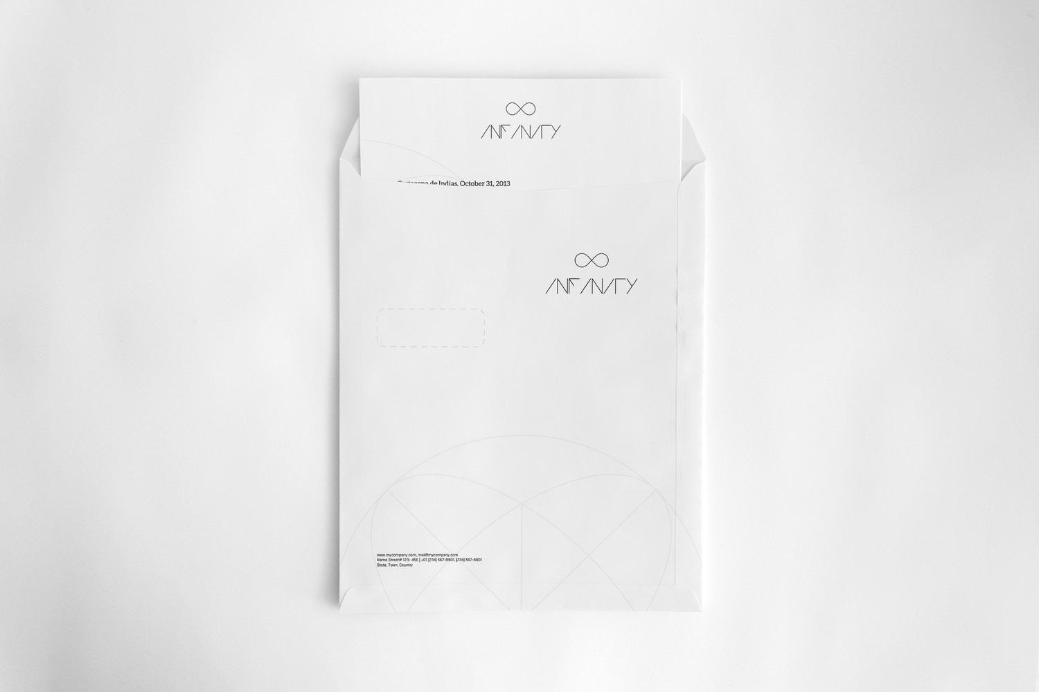 A4 Envelope 01 by Original Mockups on Original Mockups