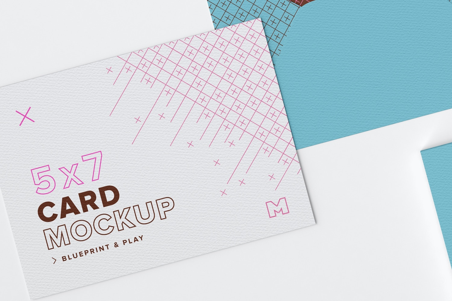 This mockup have as optional a texture effect to make it more real.