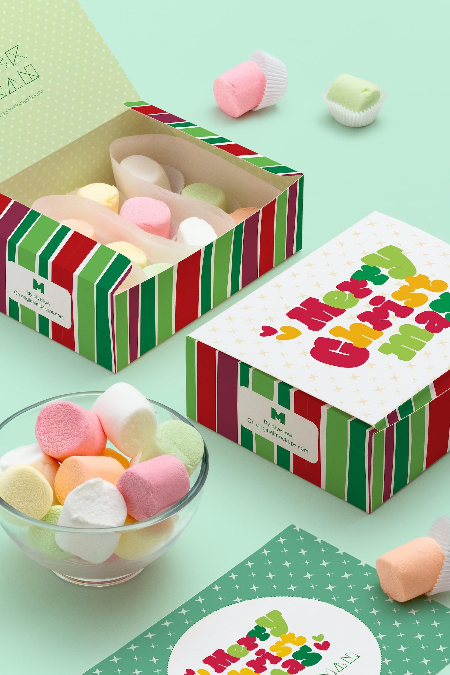 Sweet Box Mockup 04