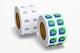 Square Stickers Rolls Mockup 02