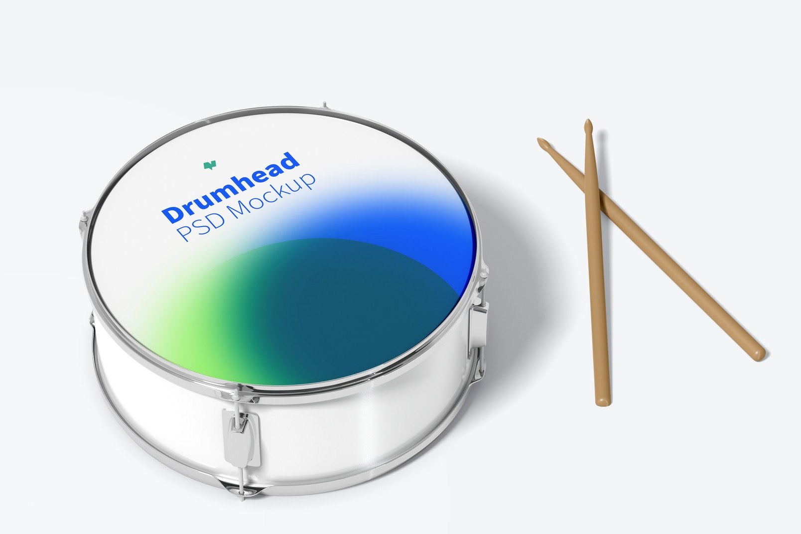 Drumhead Mockup