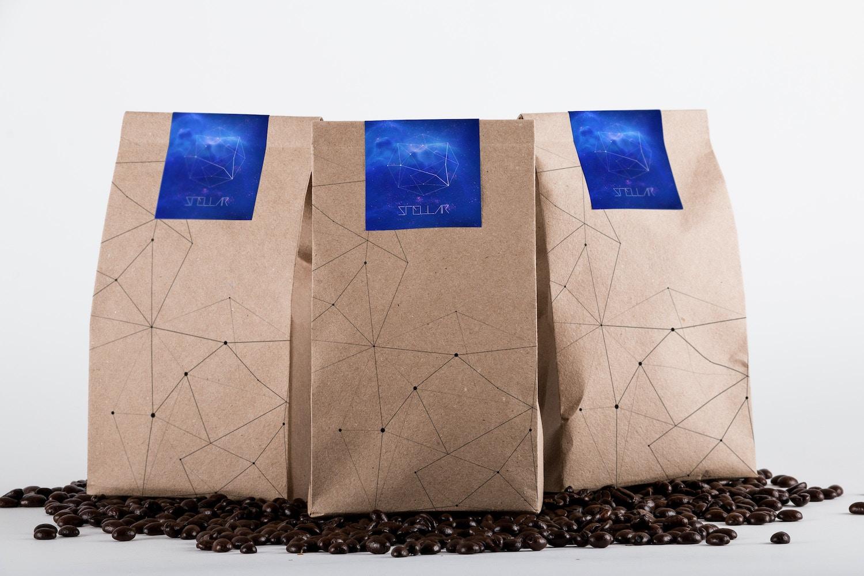 Coffee Bag Mockup 03