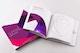 Hardcover Small Square Book PSD Mockup 01
