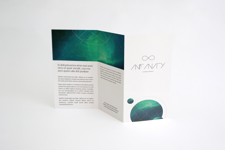 A4 Brochure Mockup 02