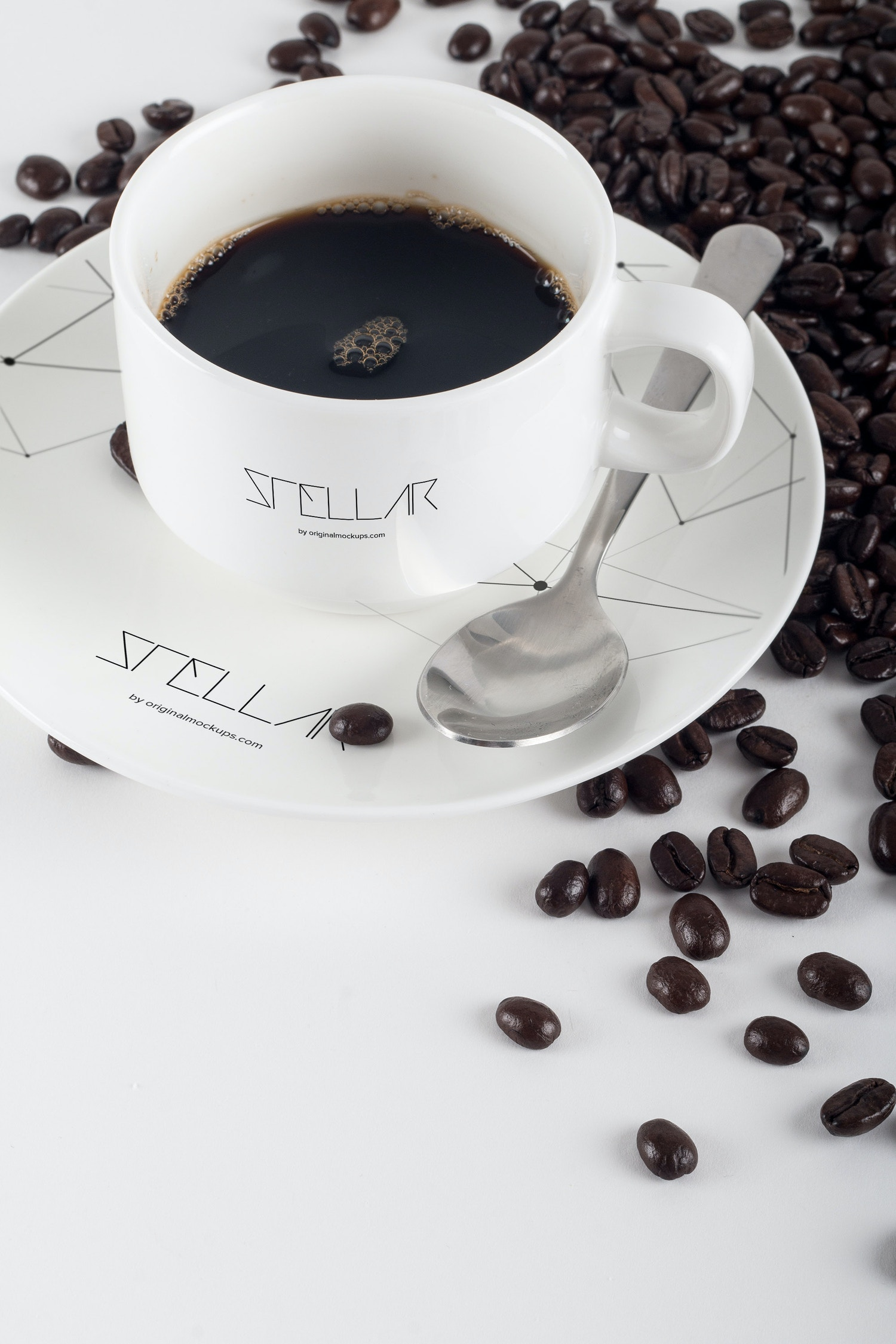 Coffee Cup Mockup 02 by Original Mockups on Original Mockups