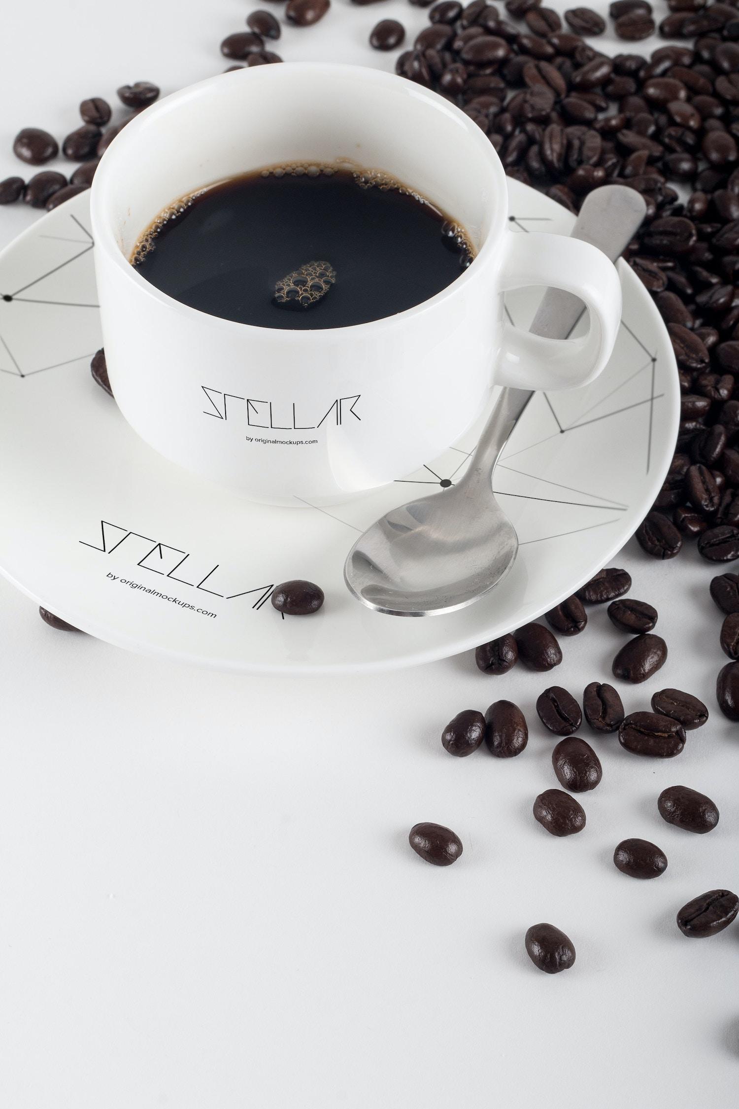 Coffee Cup Mockup 02