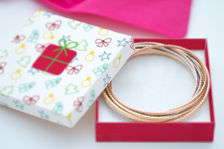 Small Gift Box Mockup 03 by Ktyellow  on Original Mockups