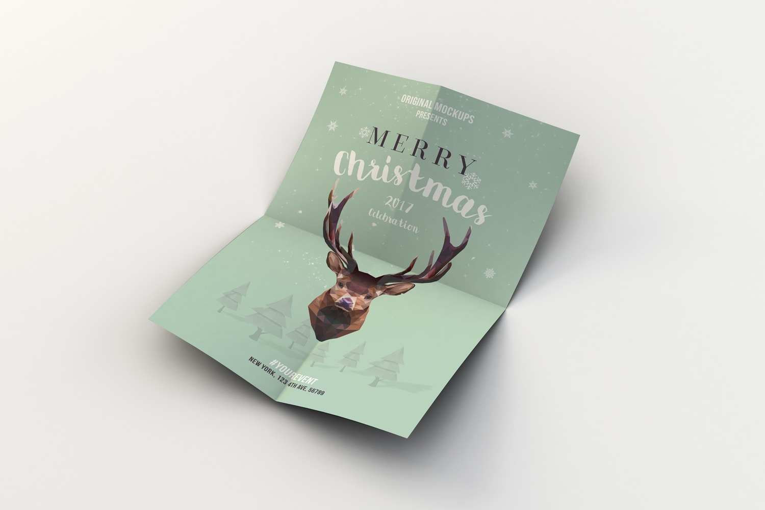 Merry Christmas Flyer - Poster 03