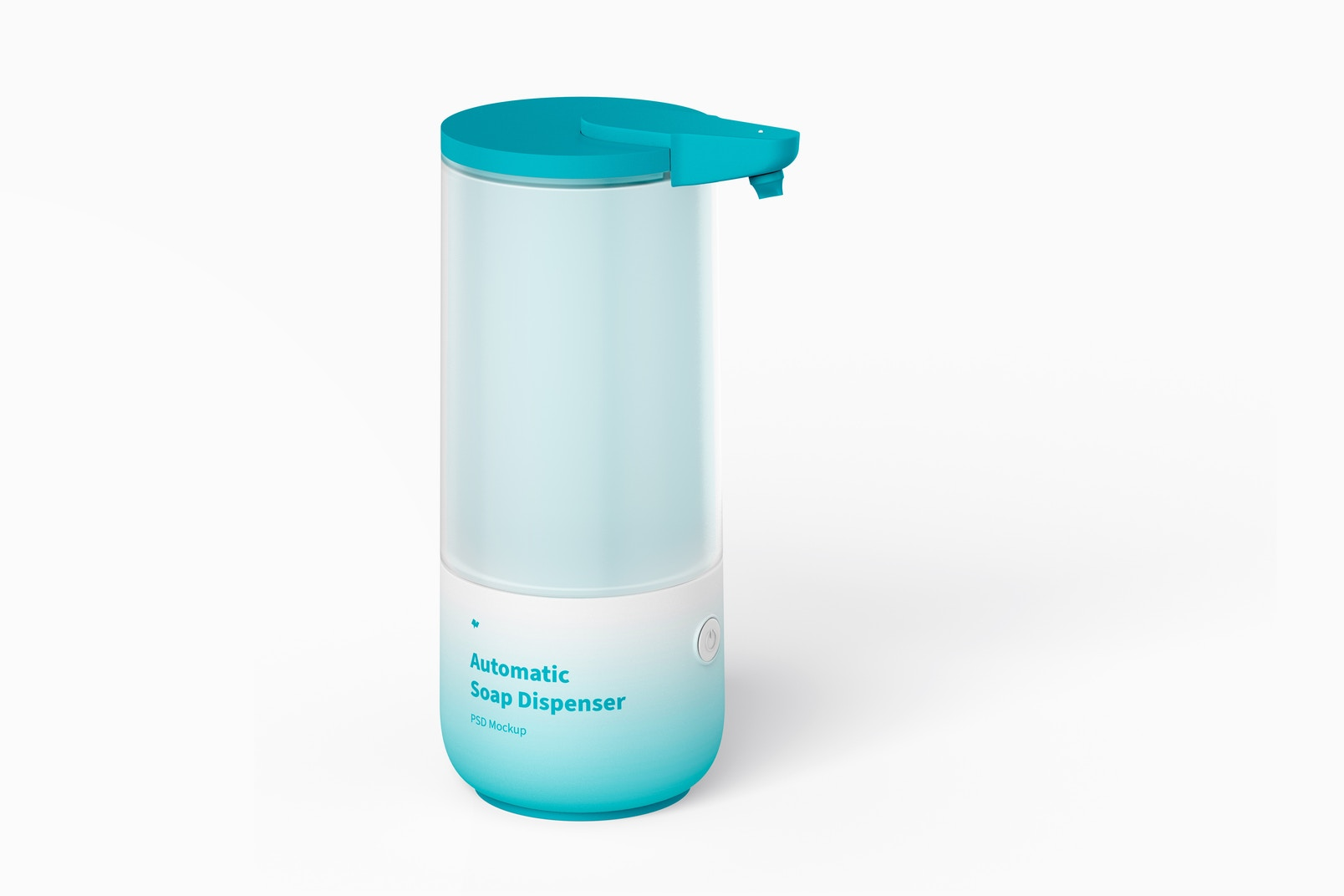 Automatic Soap Dispenser Mockup