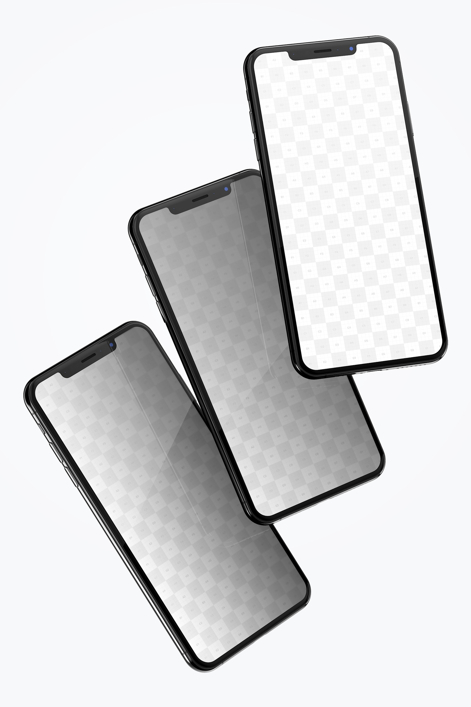 iPhone XS Max Mockup 08 (2) by Original Mockups on Original Mockups