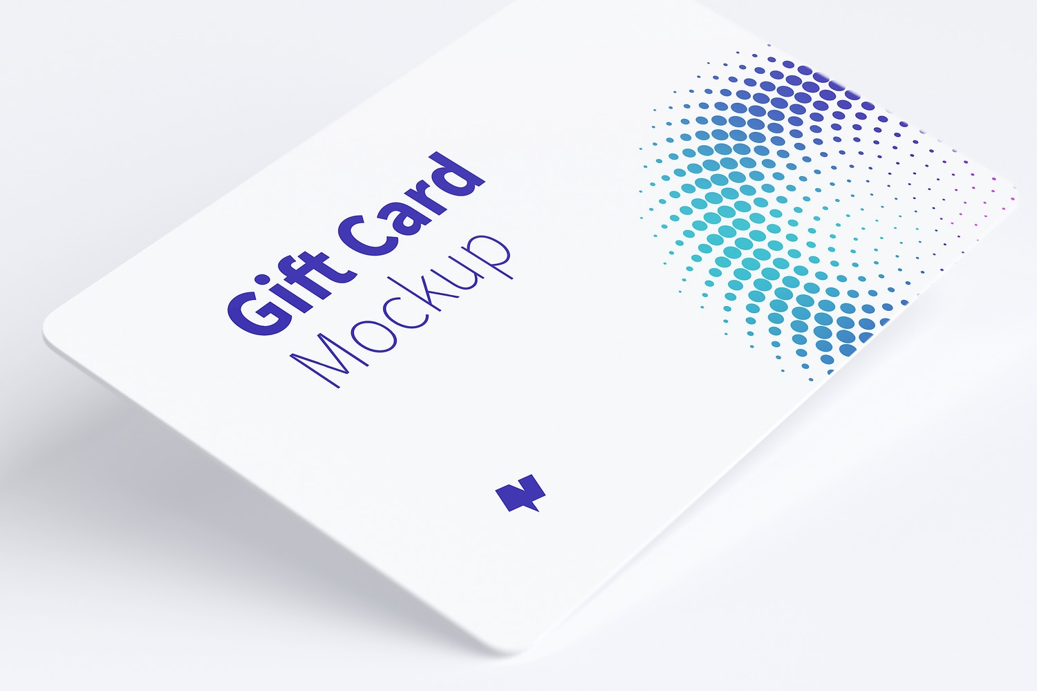 Gift Card Mockup 07 (1) by Original Mockups on Original Mockups