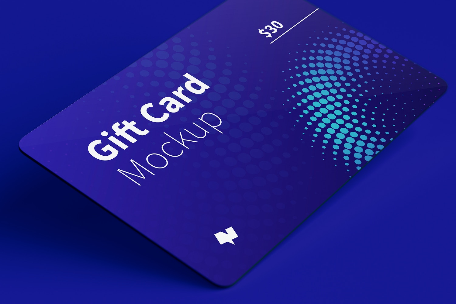 Gift Card Mockup 07 (5) by Original Mockups on Original Mockups