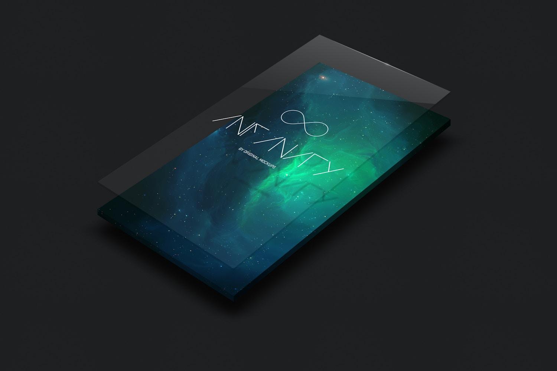 UI Display Mockup 2
