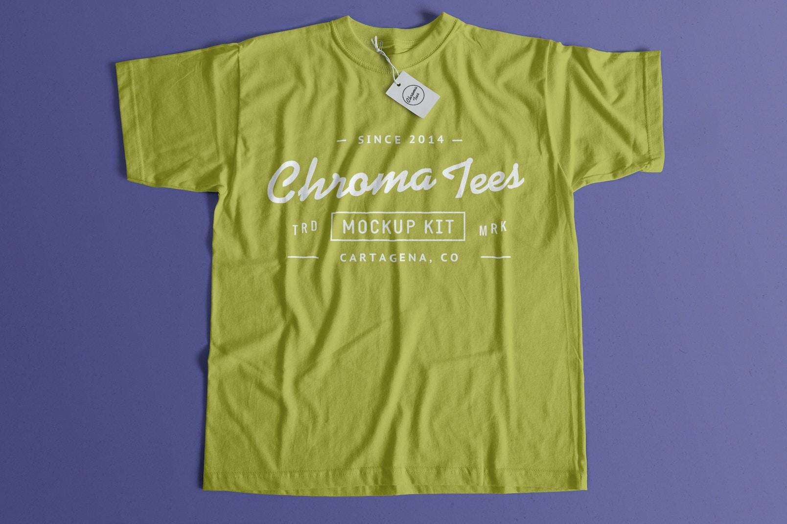 T-Shirt Mockup 01