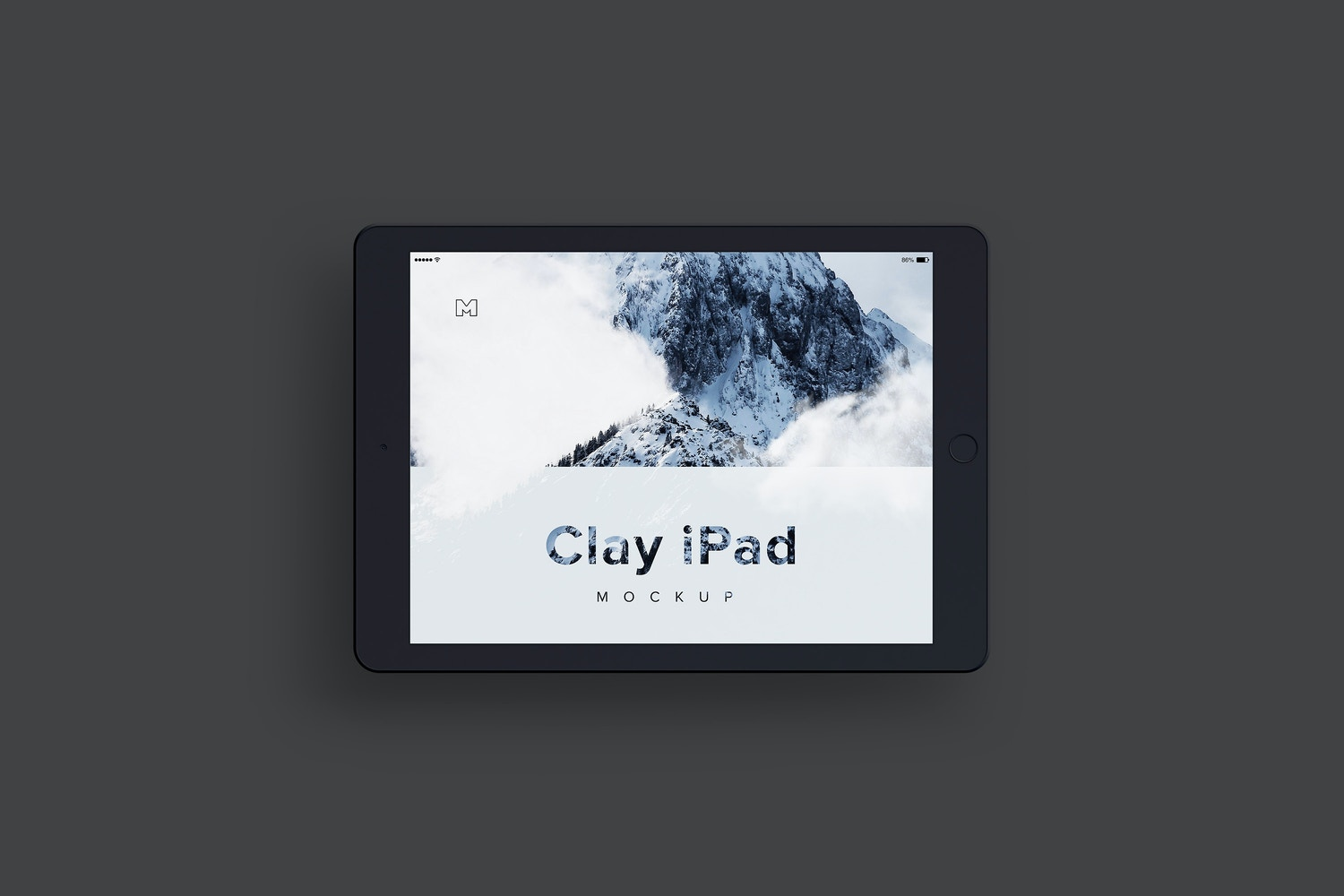 You can select any color to change the color of the iPad.