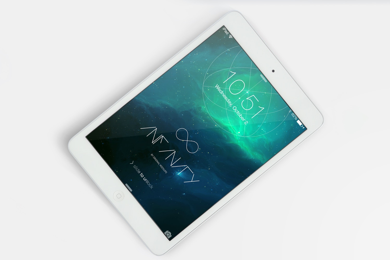 Ipad Mini Mockup 1 by Original Mockups on Original Mockups