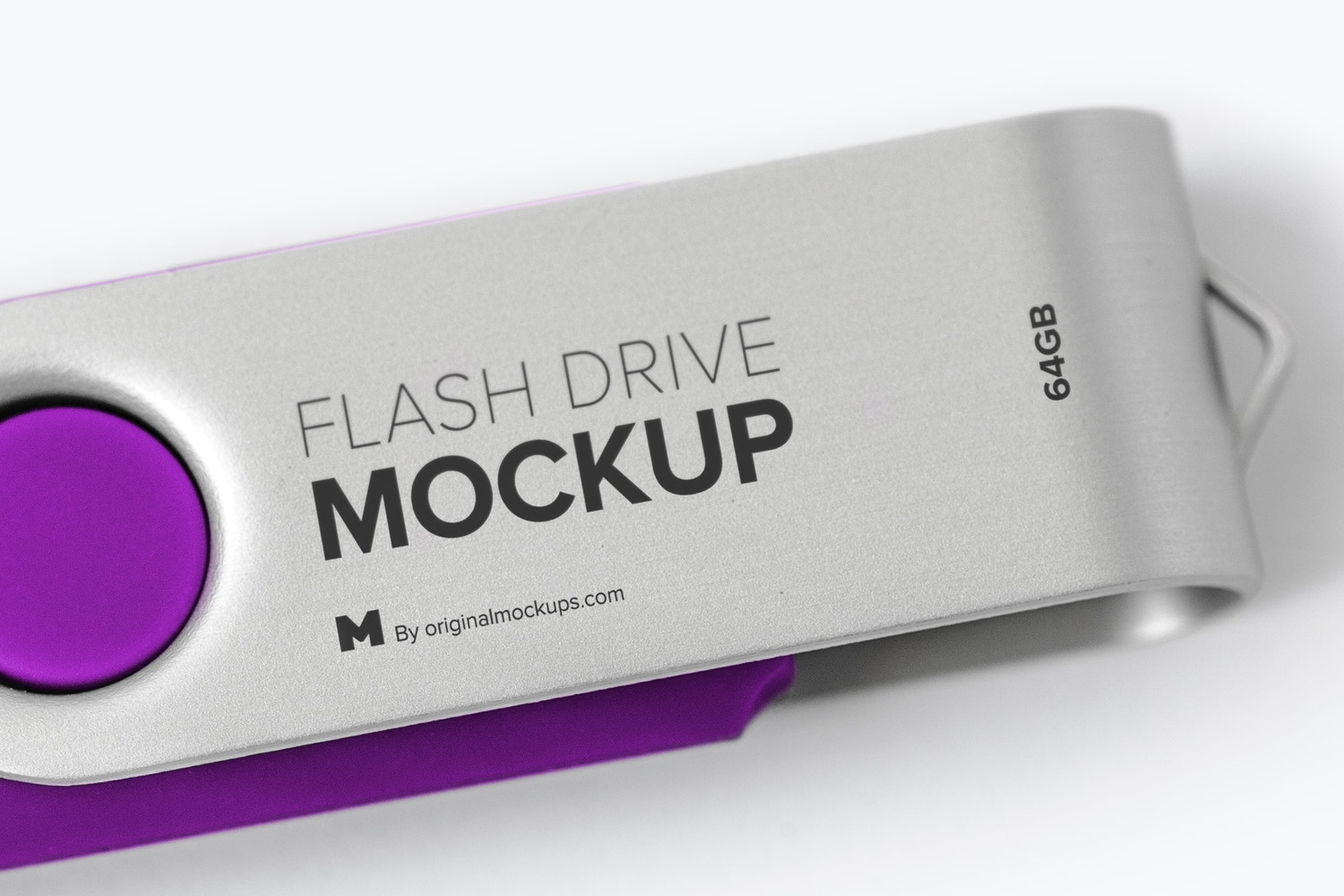 USB Flash Drive Mockup 01