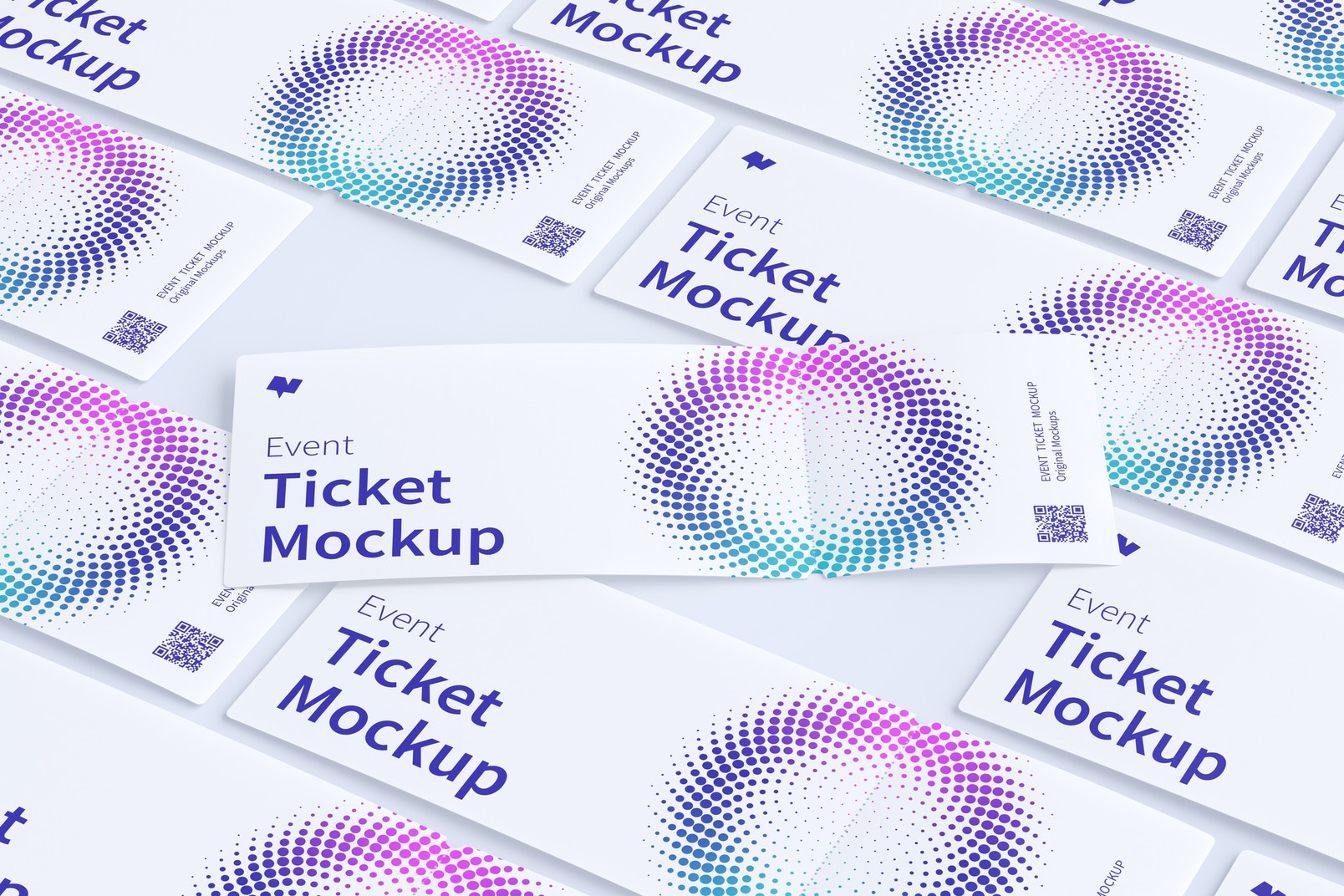 Event Tickets Mockup 02