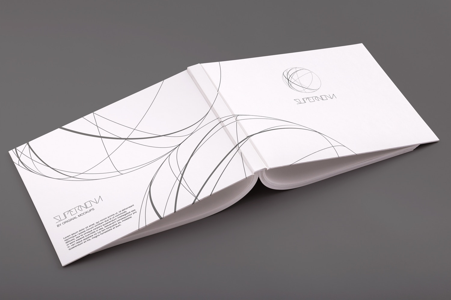 Customize the background with the color of your taste, to make a better presentation according to your design.