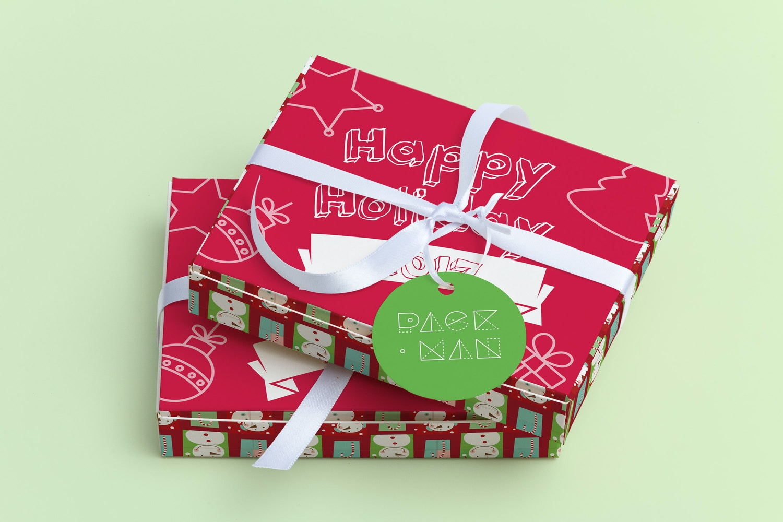 Sweet Box Mockup 02 by Ktyellow  on Original Mockups