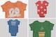 Baby Rib One Piece Mockup Pack