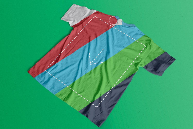 Back T-Shirt Mockup 02 (2) by Antonio Padilla on Original Mockups