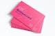 Maqueta de Tarjetas de Presentación Tamaño UK 02
