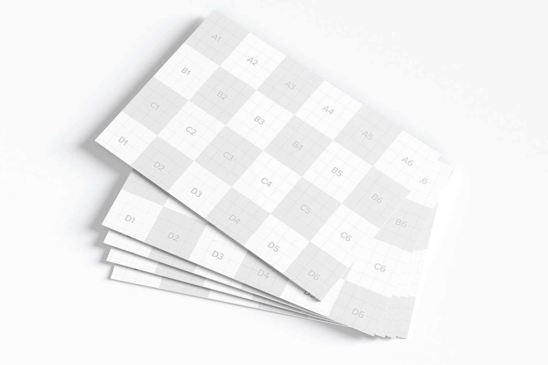 Al personalizar el objeto inteligente principal, tendrá preparada esta maqueta en unos segundos para presentarla en el portafolio o la imagen destacada en el blog.