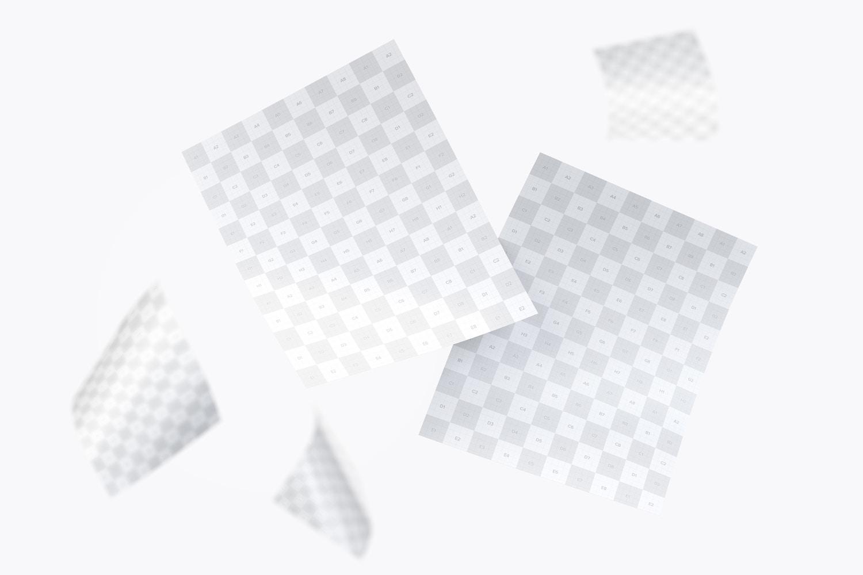 Letter Flyer Mockup 01 (3) by Original Mockups on Original Mockups