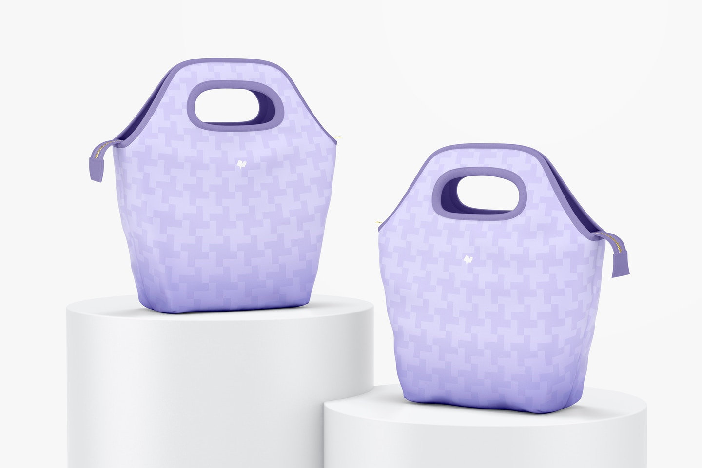 Lunch Bags Mockup