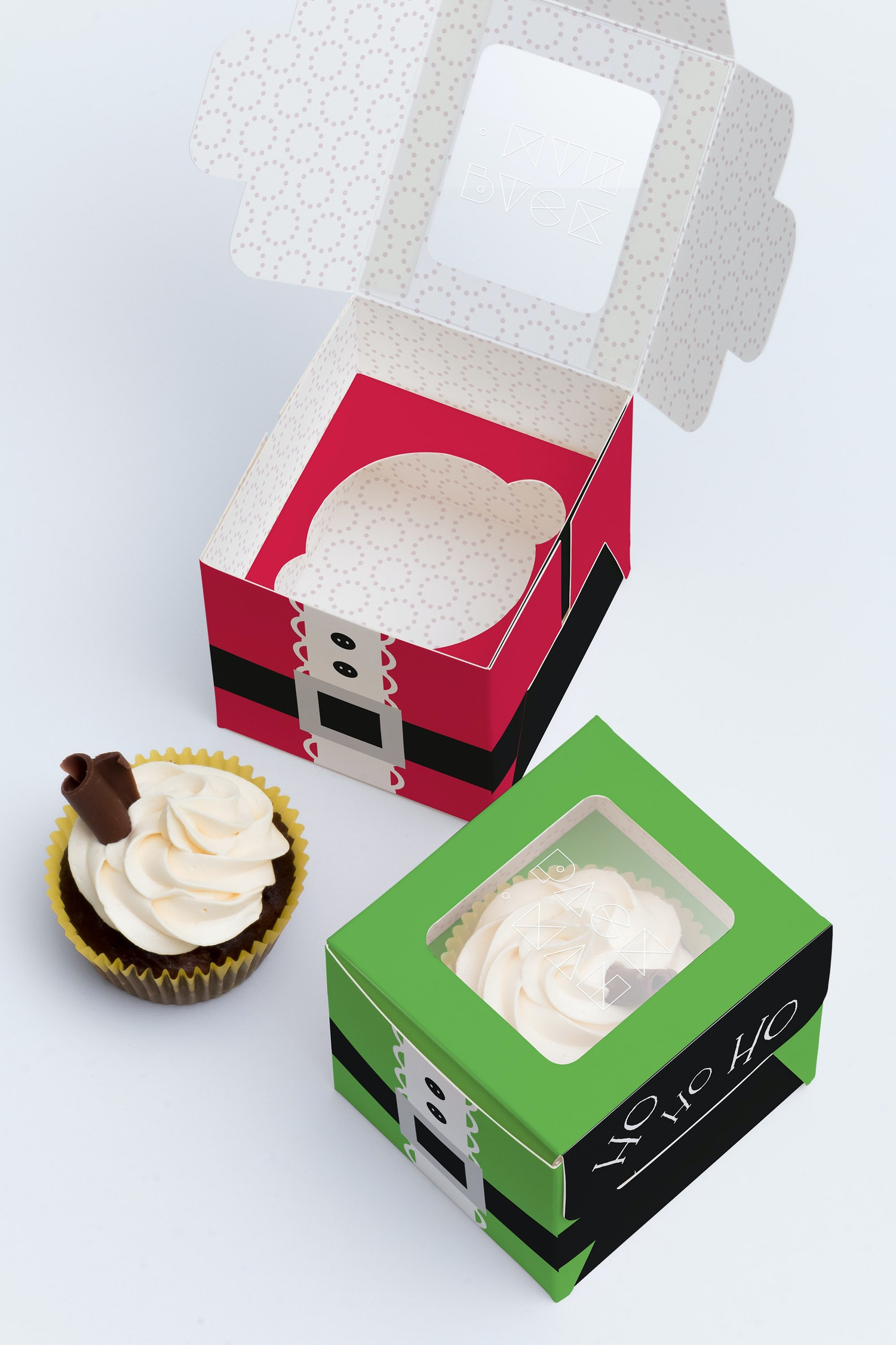 Maqueta para un Cupcake 01 por Ktyellow  en Original Mockups