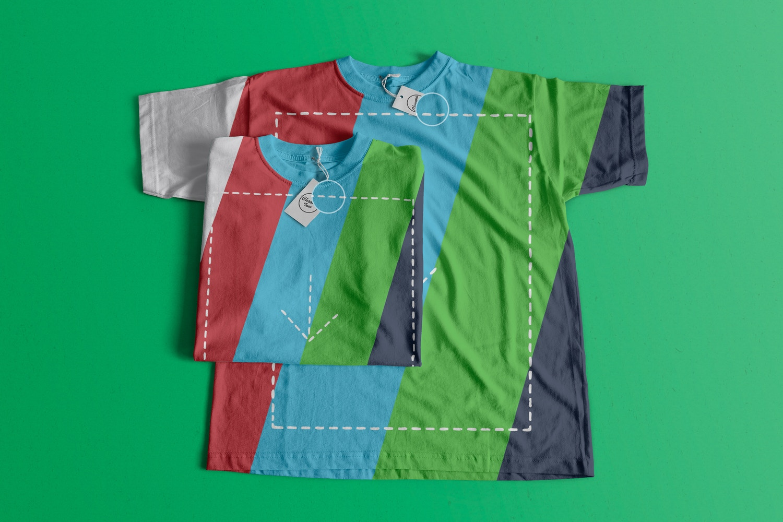 T-Shirts Mockup 02