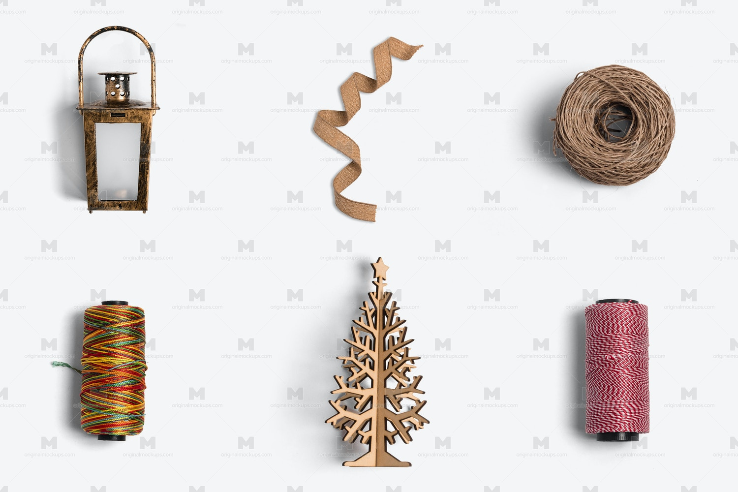 Christmas Extra Isolate Objects