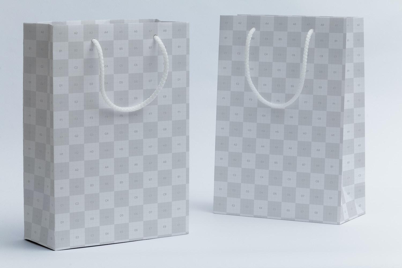 Shopping Bag Mockup 05