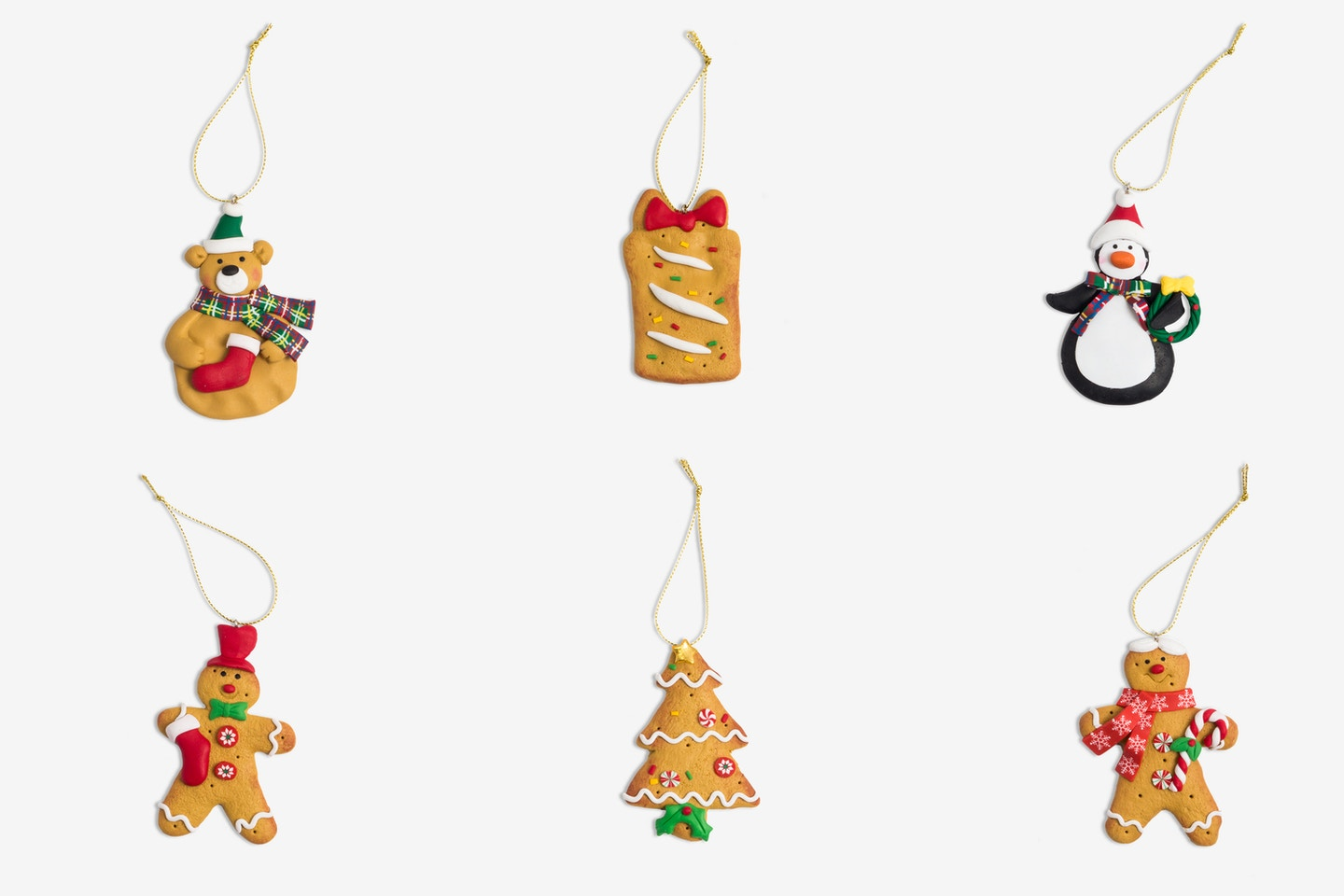 Christmas Decor Isolate Objects 02