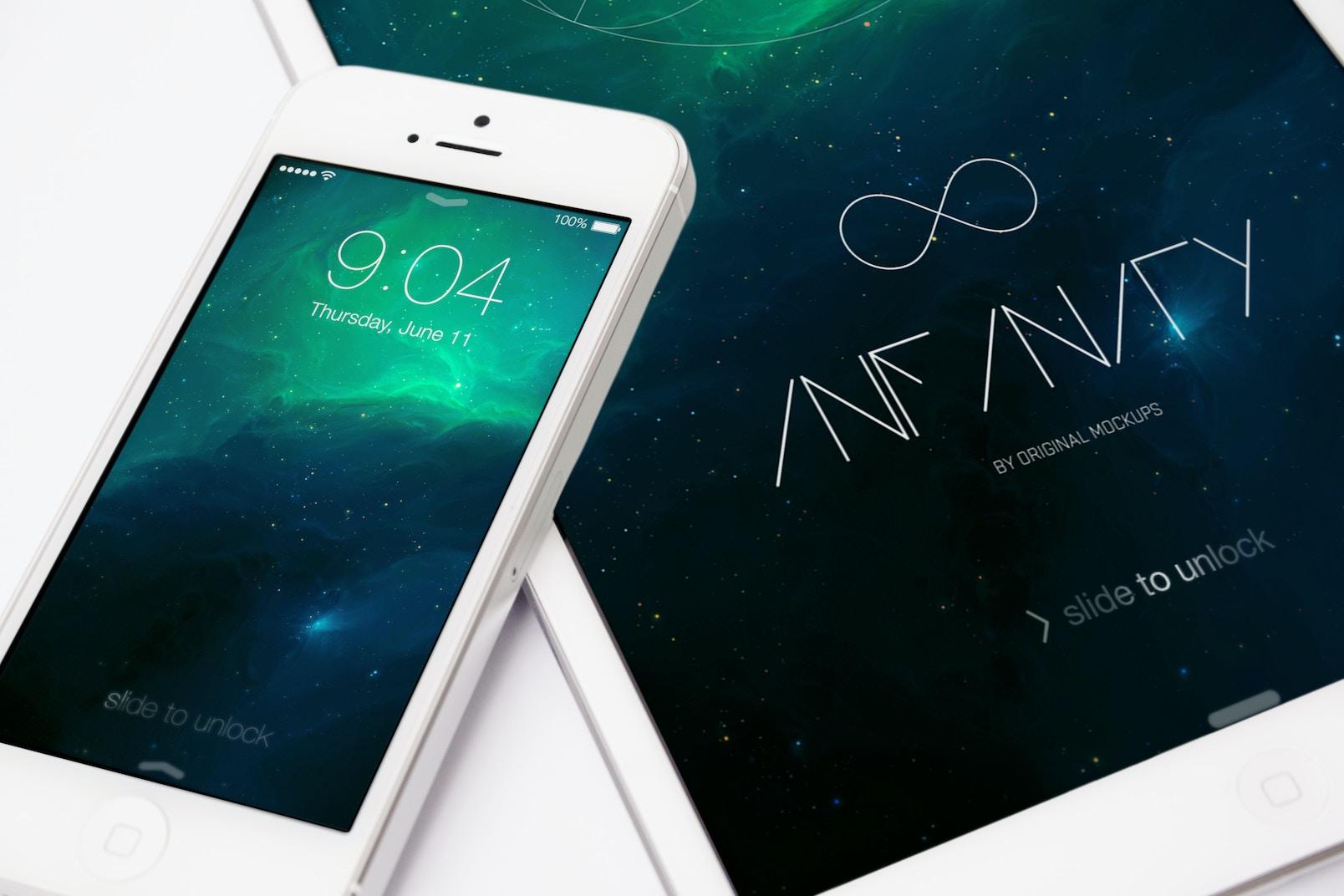 iPhone & iPad Mockup 1