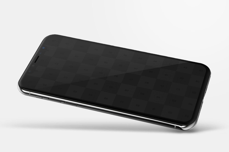 iPhone X Mockup 06