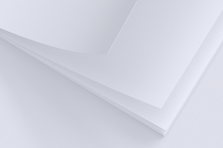 Thin Booklet Mockup (4) by Original Mockups on Original Mockups