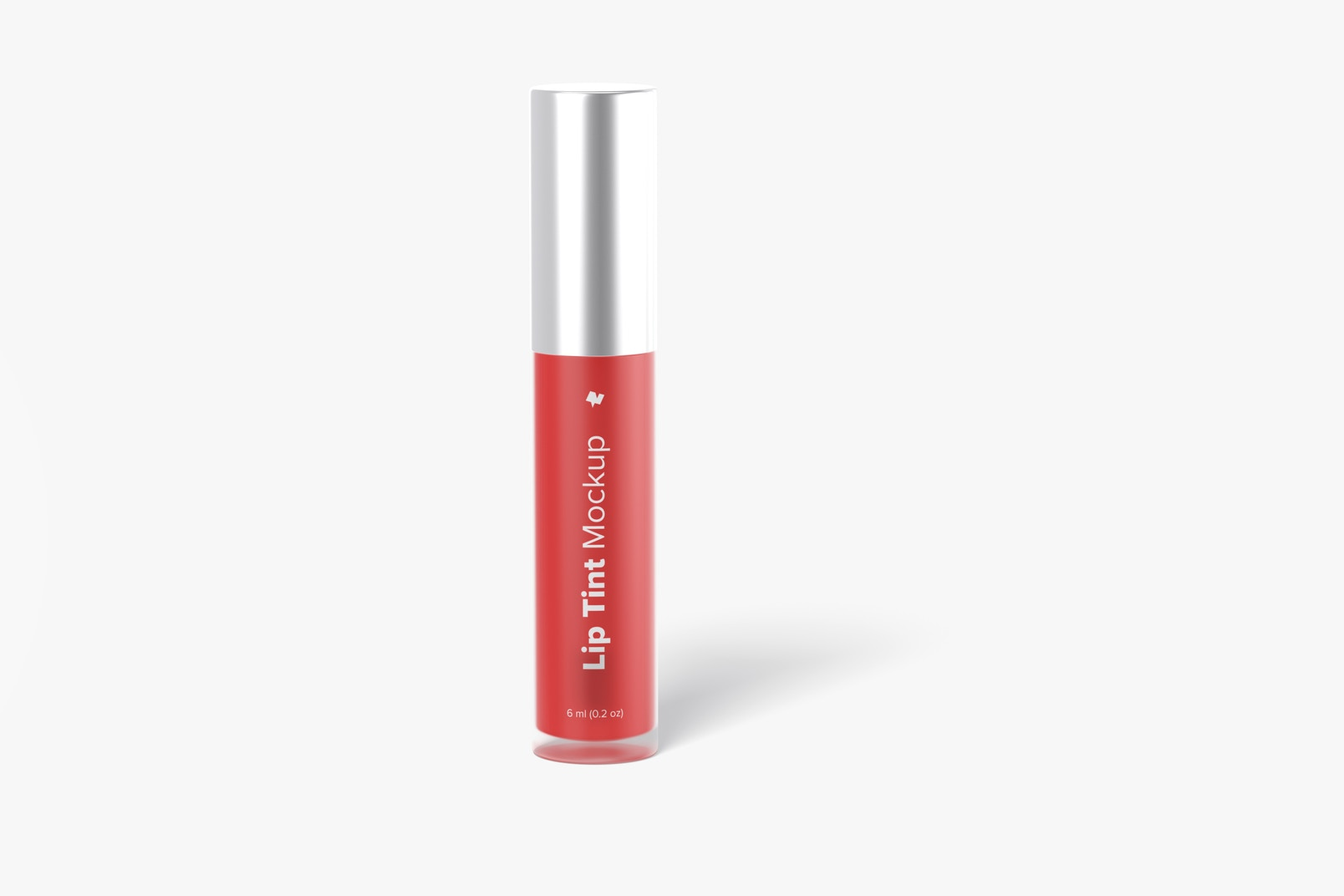 Lip Tint Tube Mockup