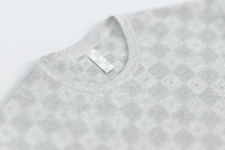 Estas son las áreas de la camiseta para colocar tu diseño.
