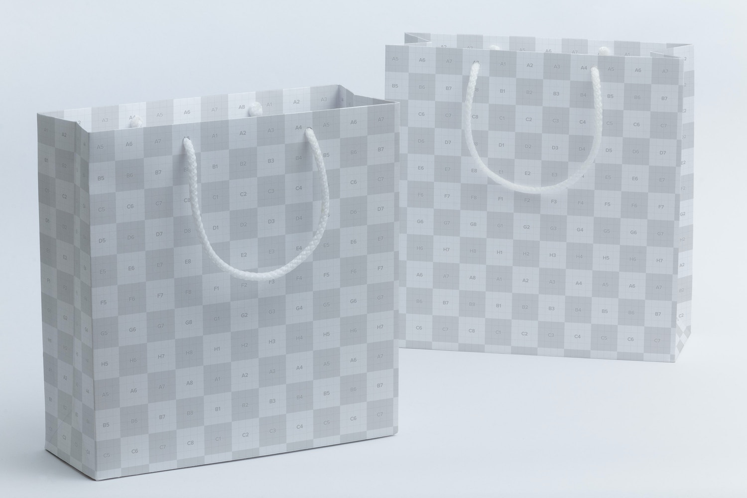 Shopping Bag Mockup 07 by Ktyellow  on Original Mockups