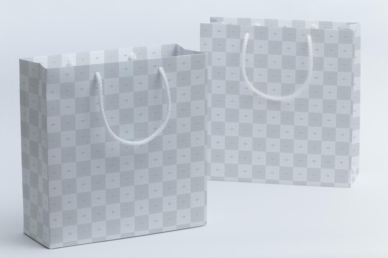 Shopping Bag Mockup 07