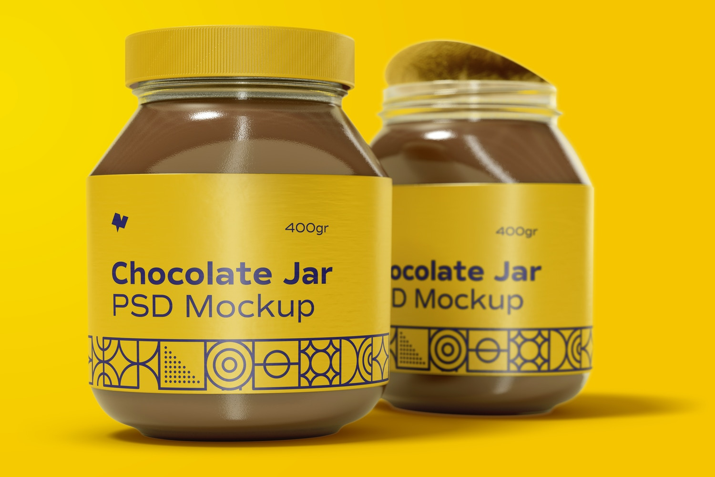 Fully customizable jar.