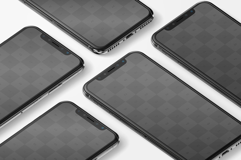 Maqueta de iPhone X 07 (2) por Original Mockups en Original Mockups