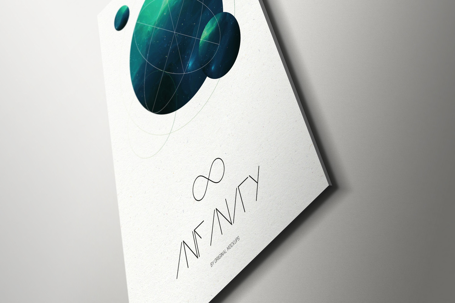 Canvas Mockup 2 by Original Mockups on Original Mockups