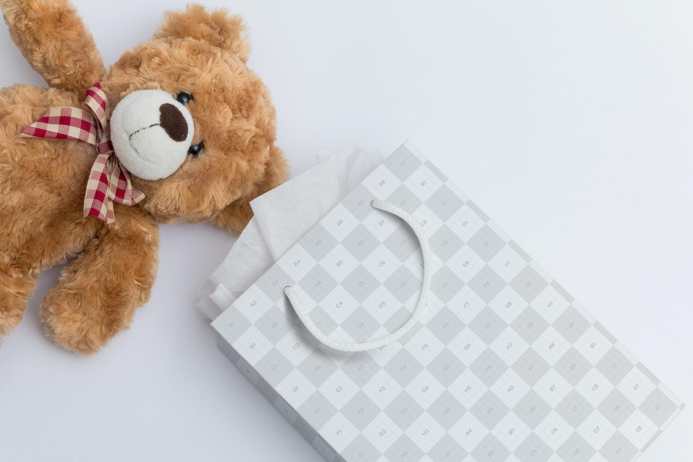 Shopping Bag Mockup 02