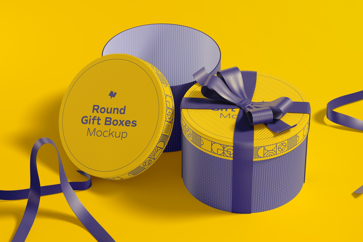 What do you prefer, gold or purple ribbons?